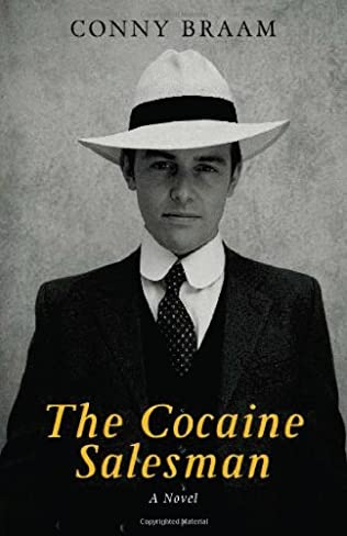 book cover of The Cocaine Salesman