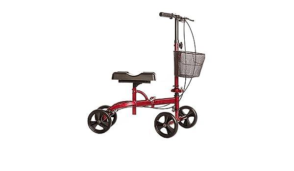 Health Port - Andador motocicleta , Rojo brillante, 1 ...