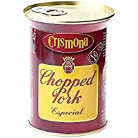 Chopped Pork Especial Crismona Lata Abre Fácil 425