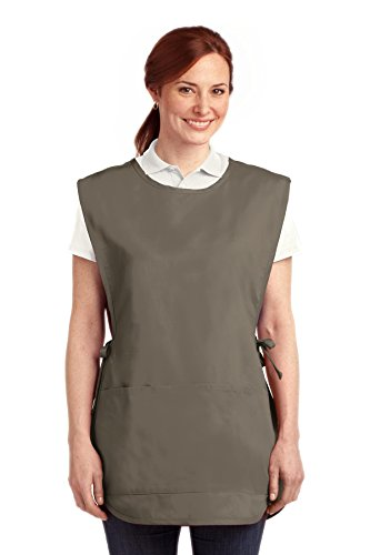 Port Authority novelty-and-special-use Easy Care Cobbler Apron with L/XL Khaki by Port Authority