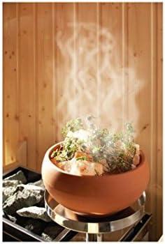 Red World Sole-calentador de agua de Pur para Hércules S25 vapor estufa para sauna
