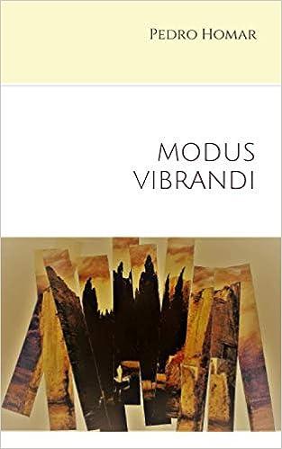 Book's Cover of MODUS VIBRANDI (Español) Tapa blanda – Texto grande, 22 octubre 2020