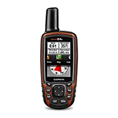 """Rugged, Full-featured Handheld with GPS, GLONASS and Wireless Connectivity 2.6"""" sunlight-readable color screen High-sensitivity GPS and GLONASS receiver with quad helix antenna 1-year BirdsEye Satellite Imagery subscription 3-axis com..."""