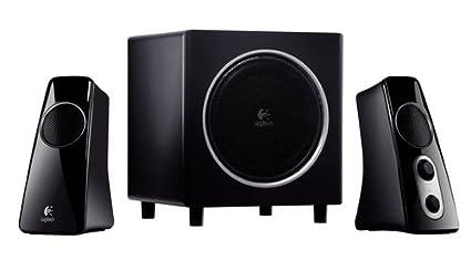 b5afc3c308b Logitech Z 523 - 2.1-channel PC multimedia speaker system - 40 Watt (total