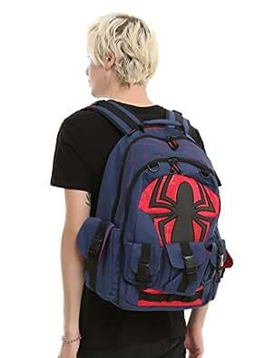 Marvel Spider-Man Built-Up Backpack