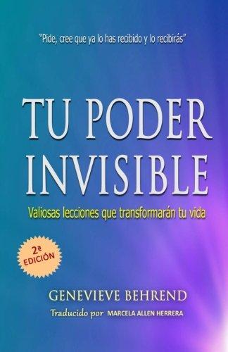 Tu Poder Invisible  [Behrend, Genevieve] (Tapa Blanda)