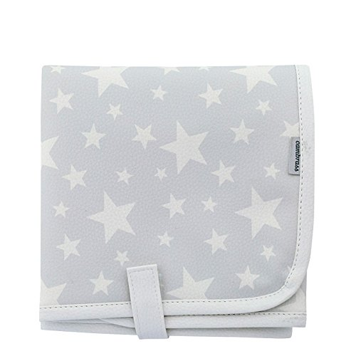 Cambrass Nappy Changer, Etoile Grey, 40 x 60 cm