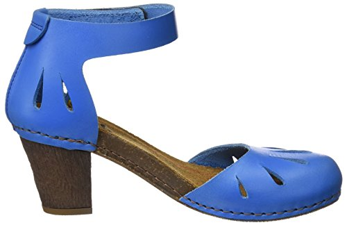 Sandales Bleu I Mojave 0144 Meet Femme Fermé Art Bout sea vUw7qCf