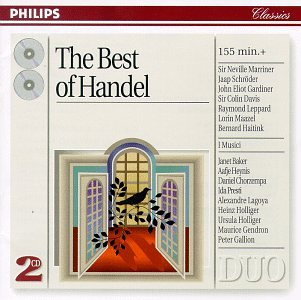 The Best Of Handel (2 CD)