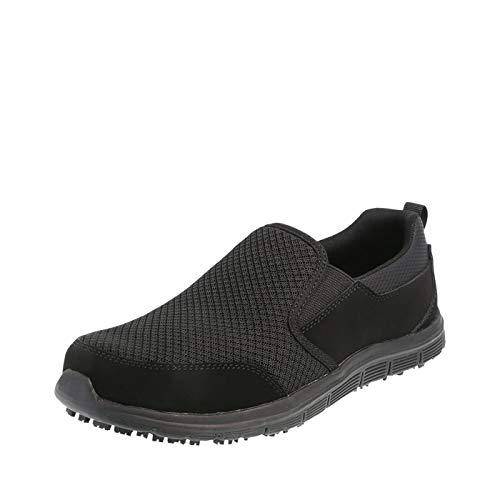 safeTstep Women's Slip Resistant Avail Slip-On
