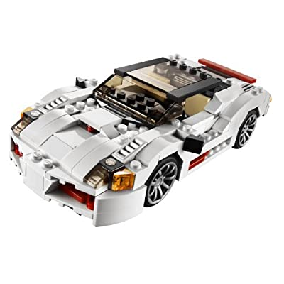 LEGO Creator Highway Speedster 31006: Toys & Games