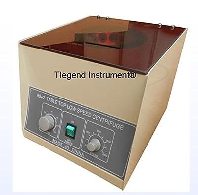 Tlegend Instrument® Electric Centrifuge Lab Medical Practice Timer 4000 rpm 20 ml × 12 1795*g