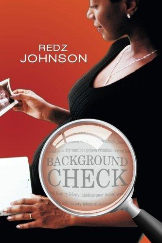 Background Check: Redz Johnson: 9781503544338: Amazon com: Books