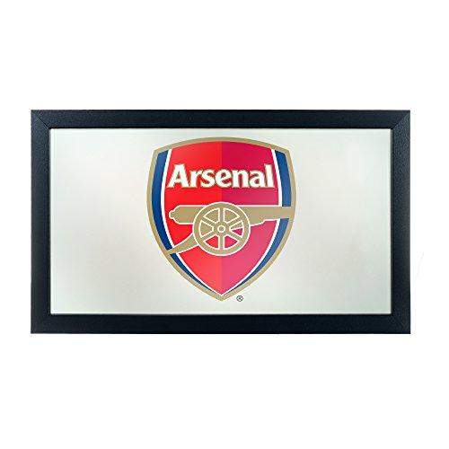 Trademark Gameroom EPL1500-ARS Premier League Framed Logo Mirror - Arsenal by Trademark Gameroom