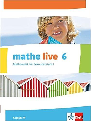mathe live 6 – Ausgabe W