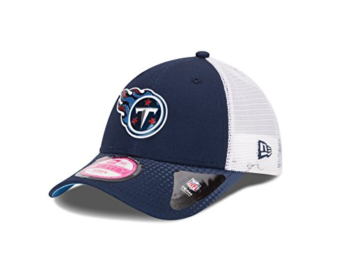 NFL Draft 2015 Tennessee Titans Women's 9Forty Adjustable Cap, One Size Fits All, Blue