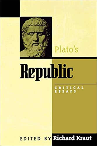 com plato s republic critical essays critical essays on  com plato s republic critical essays critical essays on the classics series 9780847684939 richard kraut julia annas john m cooper