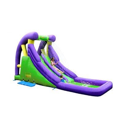 - Double Water Slide