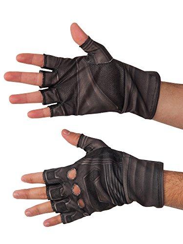 Rubie's, Marvel Men's Civil War Captain America Gloves, Multi, One Size]()