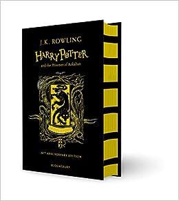 c5bfd8198 Harry Potter and the Prisoner of Azkaban - Hufflepuff Edition ...