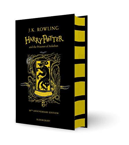 (Harry Potter and the Prisoner of Azkaban - Hufflepuff Edition)