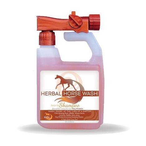 Healthy Hair Care Herbal Horse Wash System, 32 oz (quart)