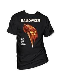 Impact Men's Halloween Night He Came Home T-Shirt