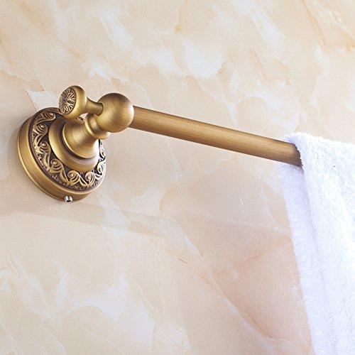 antique single-frame/ European-style bathroom/Black Towel Bar brass single lever/Bathroom accessories-B new