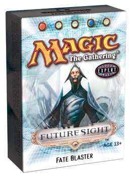 Magic the Gathering (MTG) Future Sight Theme Deck - Fate Blaster (Red//Blue)