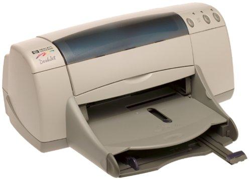 HP Deskjet 950c - Printer - color - ink-jet - Legal - 600 dpi x 600 dpi - up to 11 ppm (mono) / up to 8.5 ppm (color) - capacity: 120 sheets - Parallel, USB