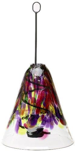 Kitras Feather Hanging Lantern, Winter Carnival