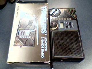 Bands Radio FM/AM Radio Clock Radio Model#MFR-88