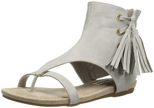 2 Lips Too Women Chill Dress Sandal Stone