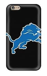 Unique Design Iphone 6 Durable Tpu Case Cover Detroit Lions
