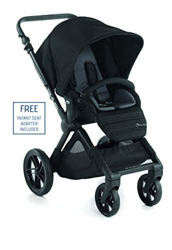 2 Seater Stroller With Car Seats - 5