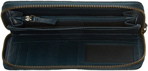 Fly London - Viny607fly, Monederos Mujer, Blue (Reef), 2x10x20 cm (W x H L)
