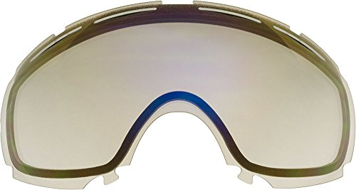 Zero Replacement Lenses for Oakley Canopy Snow Goggle Clear Mirror