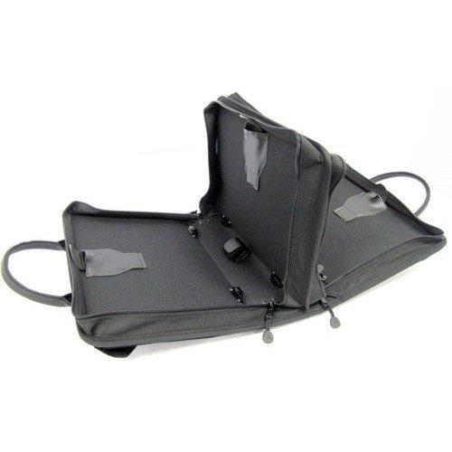 Jensen Tools F1626JTBLR1 Double Black Ballistic Case only by Jensen