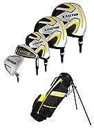 Nitro Golf- X Factor 13 Piece Complete Set with Bag Graphite/Steel