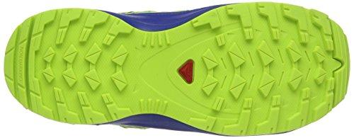 Pro XA CSWP Web Lime Surf J Enfant The Salomon 3D Green de Trail Vert Chaussures Tropical Mixte Acid 5dZqwx