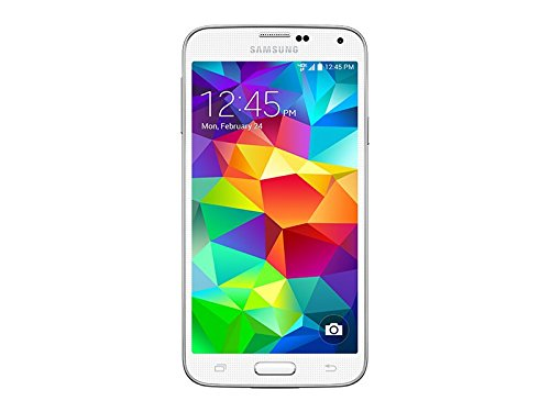 Samsung Galaxy S5 G900V 16GB Verizon GSM 4G LTE Smartphone w/ 16MP Camera - Shimmery White