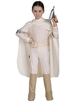 Rubie's Girl's Deluxe Padme Amidala Star Wars Costume