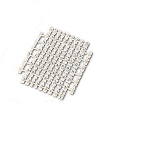 68 piezas alfabeto, número, sello letra galletas tartas fondant/galletas impresionar cortador impresora - juego de moldes by DELIAWINTERFEL: Amazon.es: ...
