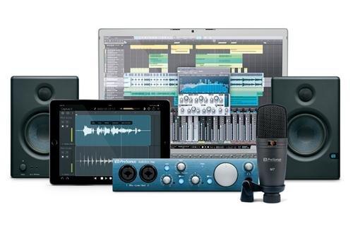 PreSonus Studio One 3 Recording Bundle