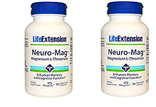 Top 10 recommendation neuromag magnesium l-threonate life extension 2019