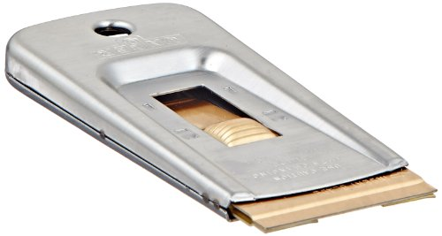 Unger SR500 Stainless Steel Safety Scraper (Case of 50) by Unger
