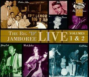 The Big D Jamboree Live! Volumes 1 & 2 by Dragon Street