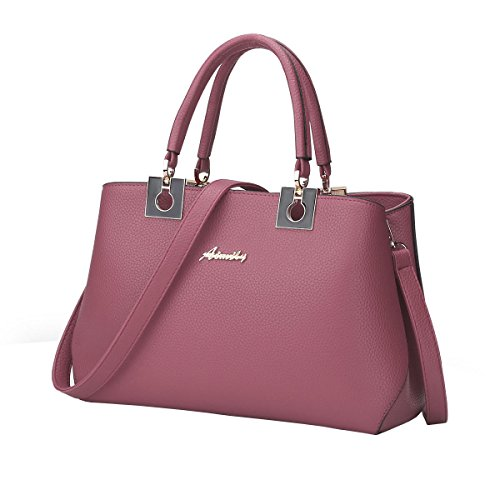 Dissa - Tote Bag One Size Womens Dark Red