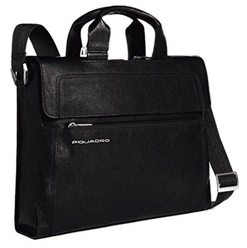 Piquadro Up2Date Tasche, schwarz - CA1560UP/N