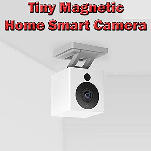 360 Degree 1080p HD Indoor Wireless Smart Home Camera with Night Vision 2-Way Audio Works with Alexa